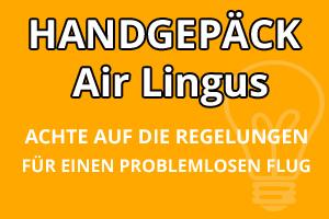 Handgepäck Regelungen Air Lingus