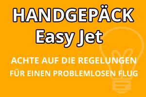 Handgepäck Regelungen Easy Jet