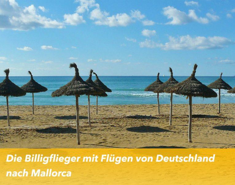 Billigflieger nach Mallorca