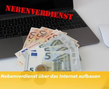 Nebenverdienst über das Internet aufbauen